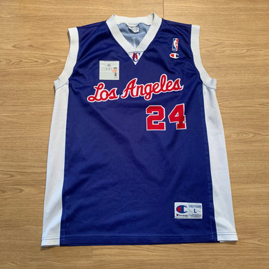 Andre Miller LA Clippers Champion Jersey