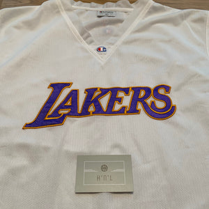 LA Lakers Champion Training Fashion Jersey
