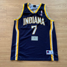 Load image into Gallery viewer, Jermaine O'Neal Indiana Pacers Champion Jersey