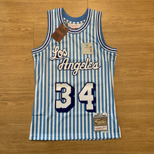 Load image into Gallery viewer, Shaquille O'Neal LA Lakers Mitchell & Ness Jersey
