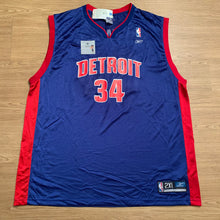 Load image into Gallery viewer, Corliss Williamson Detroit Pistons Reebok Jersey