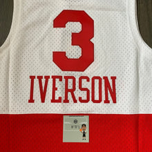 Load image into Gallery viewer, Allen Iverson Philadelphia 76ers Mitchell & Ness Jersey