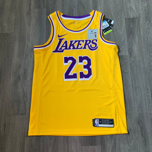 LeBron James LA Lakers Nike Jersey