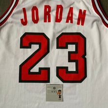 Load image into Gallery viewer, Michael Jordan Chicago Bulls Champion Jersey