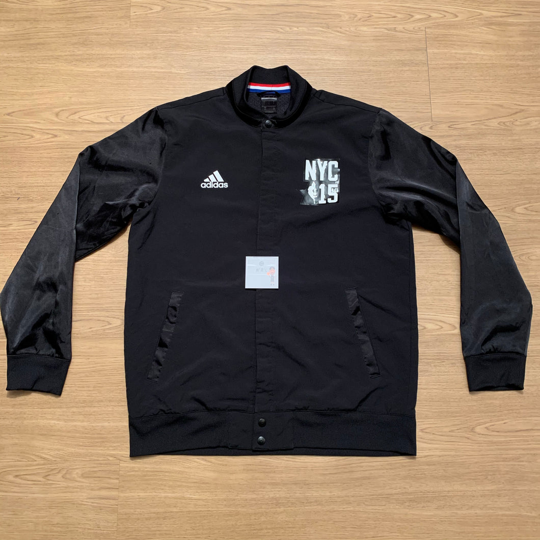 NYC 2015 All Star Adidas Jacket