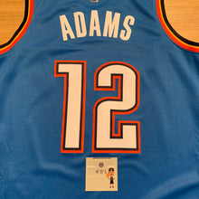 Load image into Gallery viewer, Steven Adams Oklahoma City Thunder Nike Jersey