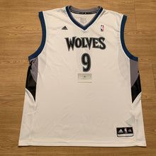 Load image into Gallery viewer, Ricky Rubio Minnesota Timberwolves Adidas Jersey