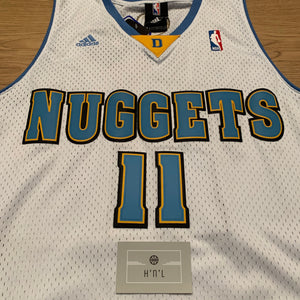 Chris Andersen Denver Nuggets Adidas Jersey