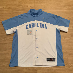 North Carolina NCAA Nike Shooting Jersey