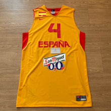 Load image into Gallery viewer, Pau Gasol Spain National Team Nike Jersey