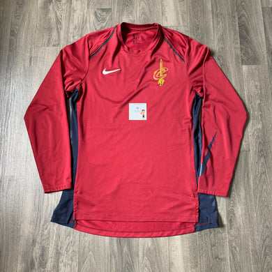 Cleveland Cavaliers Nike Warm Up Long Sleeve Training Top