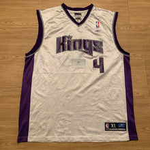 Load image into Gallery viewer, Chris Webber Sacramento Kings Reebok Jersey