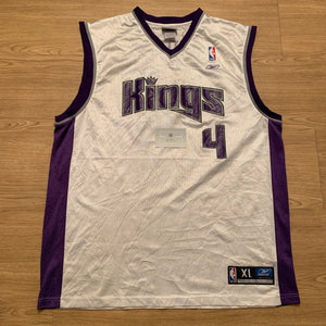 Chris Webber Sacramento Kings Reebok Jersey
