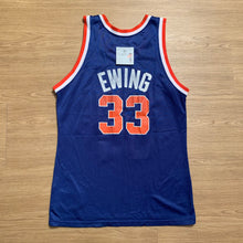 Load image into Gallery viewer, Patrick Ewing New York Knicks Champion Jersey