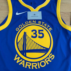 Kevin Durant Golden State Warriors Authentic Nike Jersey