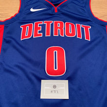 Load image into Gallery viewer, Andre Drummond Detroit Pistons Nike Jersey