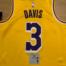 Load image into Gallery viewer, Anthony Davis LA Lakers Nike Jersey