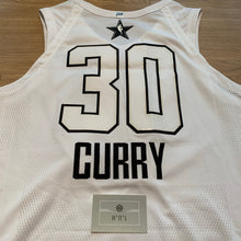 Load image into Gallery viewer, Steph Curry Authentic 2018 All Star Nike Jersey