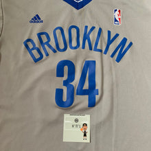 Load image into Gallery viewer, Paul Pierce Brooklyn Nets Adidas Jersey