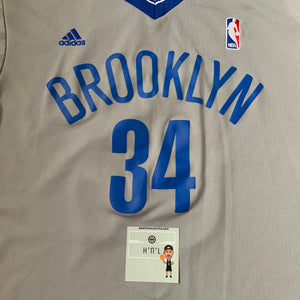 Paul Pierce Brooklyn Nets Adidas Jersey