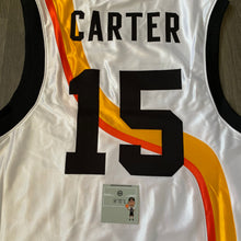 Load image into Gallery viewer, Vince Carter Rayguns University Nike Jersey