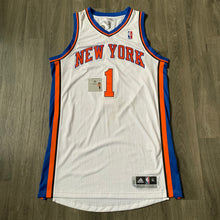 Load image into Gallery viewer, Amar'e Stoudamire New York Knicks Autographed Authentic Rev30 Adidas Jersey