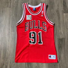 Load image into Gallery viewer, Dennis Rodman Chicago Bulls Champion Jersey