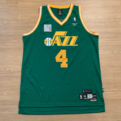 Adrian Dantley Utah Jazz Reebok Jersey