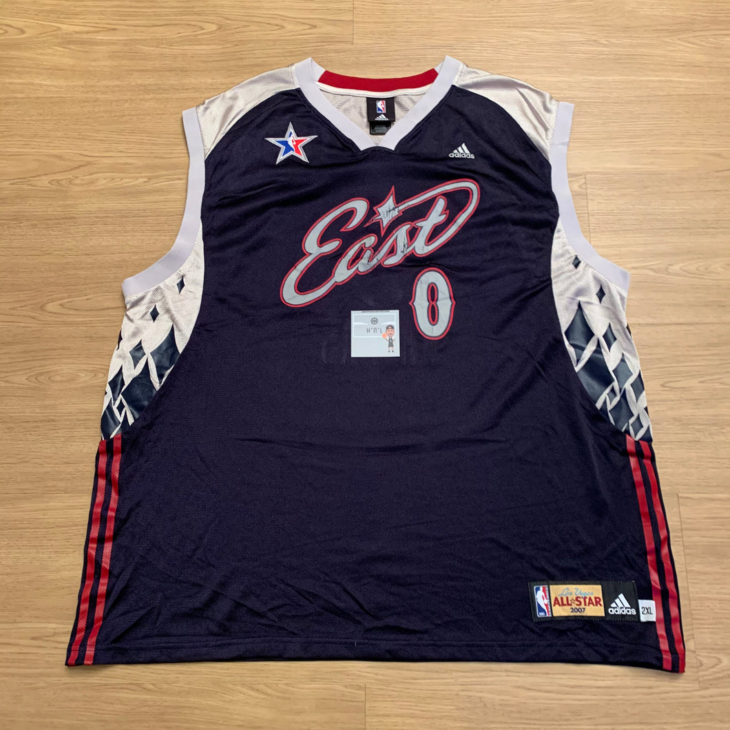 Gilbert Arenas All Star East 2007 Adidas Jersey