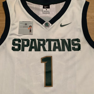 Michigan State Spartans NCAA Nike Jersey