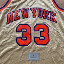 Load image into Gallery viewer, Patrick Ewing New York Knicks Mitchell & Ness Jersey