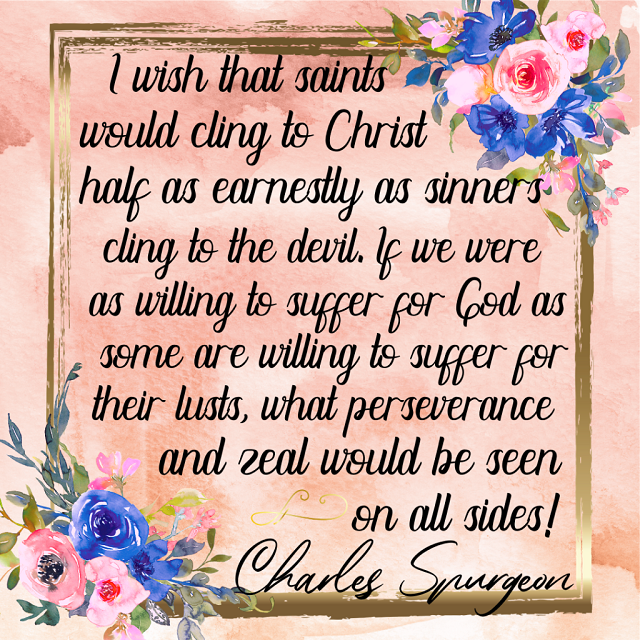 Cling To Jesus