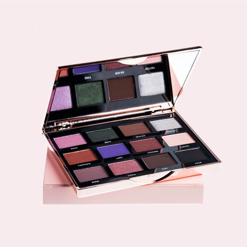SEÑORITA EYESHADOW PALETTE - Teviant Beauty