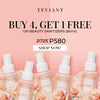 Buy 4 Get 1 (Beauty Sanitizer)