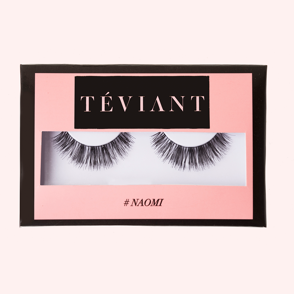 NAOMI FALSE EYELASHES - Teviant Beauty