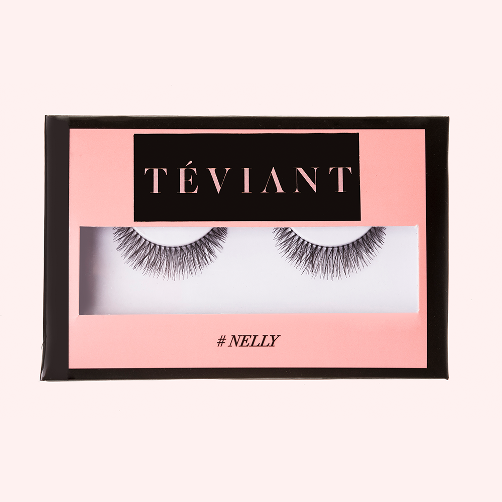NELLY FALSE EYELASHES - Teviant Beauty