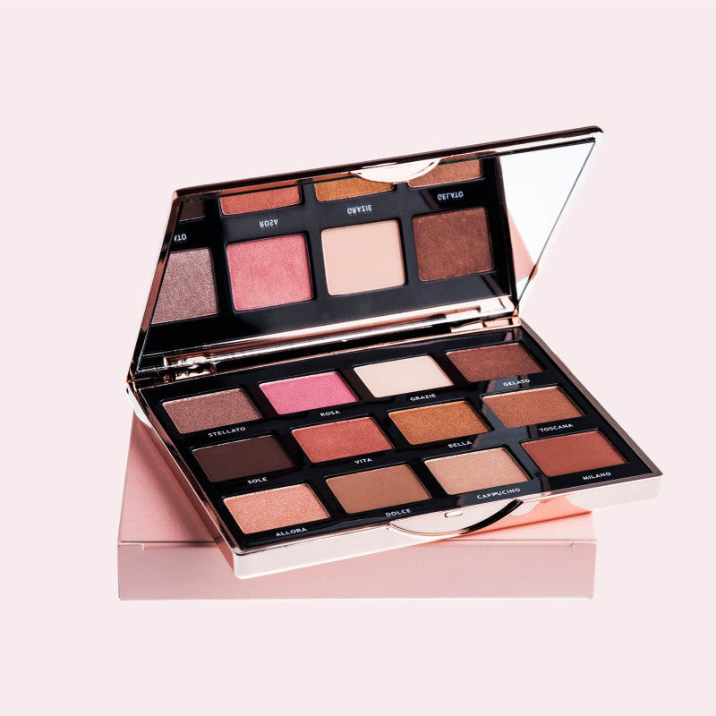 AMORE EYESHADOW PALETTE - Teviant Beauty