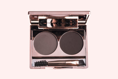 HIGHNESS EYEBROW DUO POWDER - Teviant Beauty