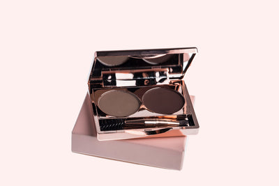 QUEEN EYEBROW DUO POWDER - Teviant Beauty