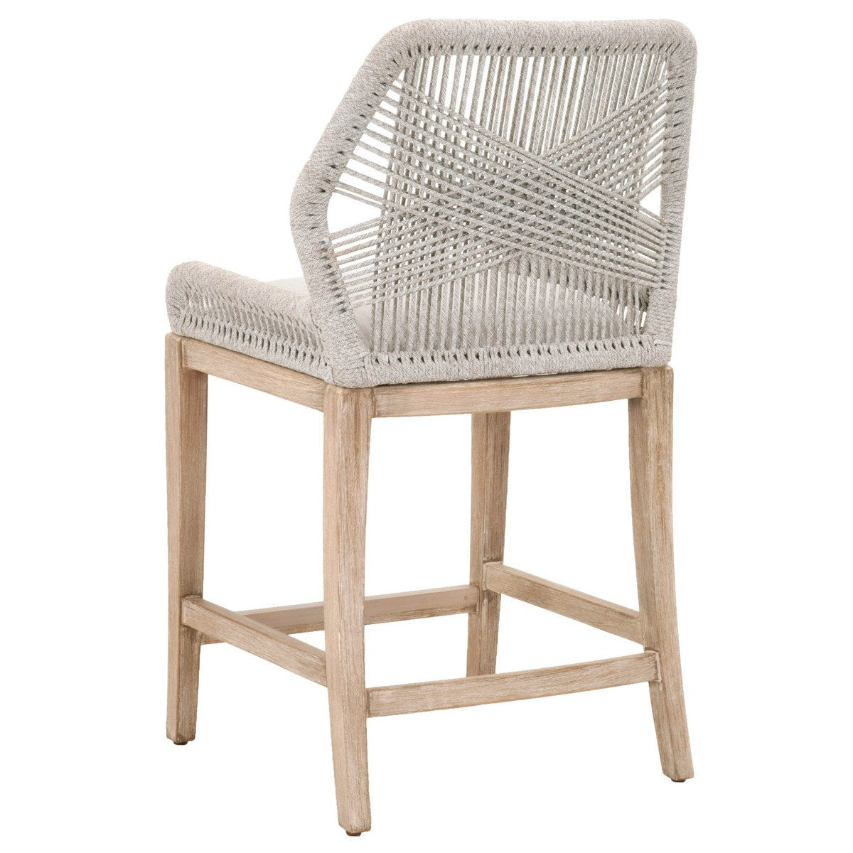 Rope Counter Stool
