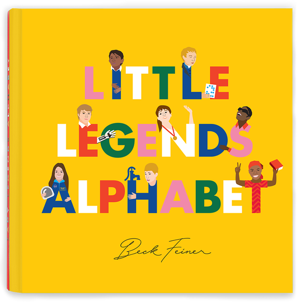 Little Legends Alphabet