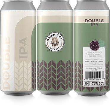 Double IPA Beer