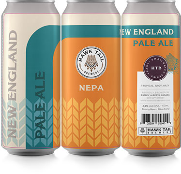 New England Pale Ale Beer (NEPA Beer)