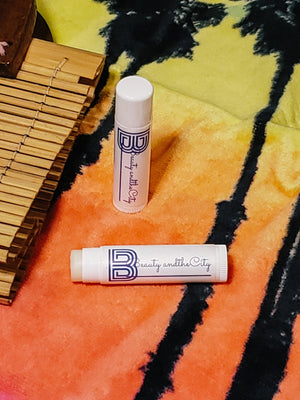 Beauty and the City Lip Balm x2 - Beauty and the City - Beauty Box - Lip Balm - Lip Gloss - Lip Kit