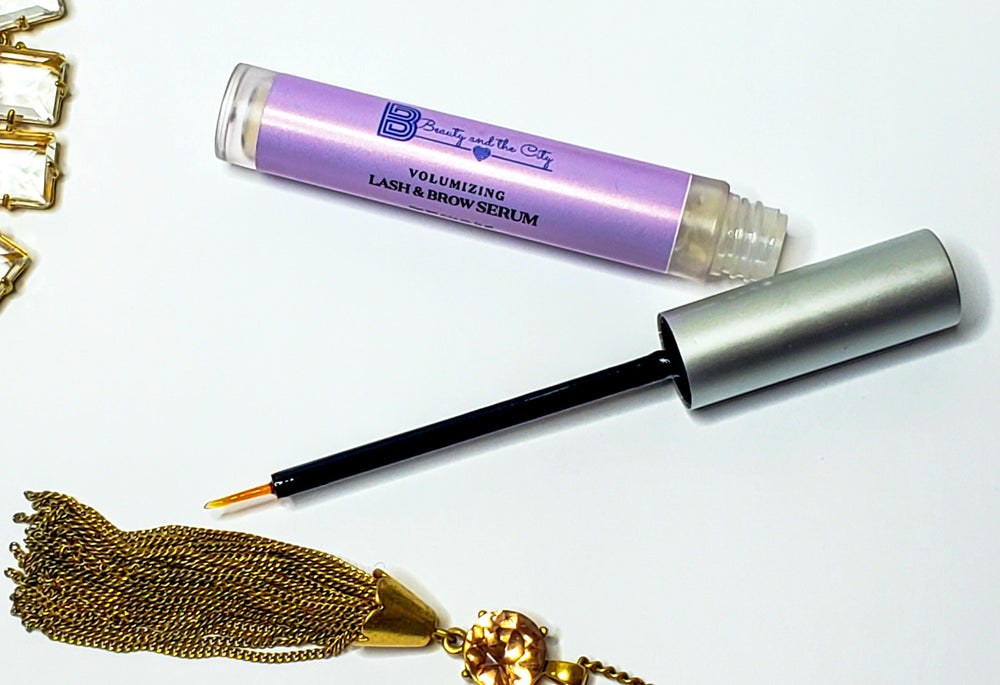 Antioxidant Lash & Brow Serum by Beauty and the City - BeautyandtheCity