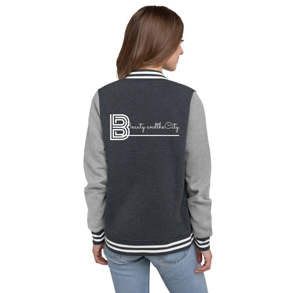 Limited Edition Beauty and the City Bomber Jacket - Beauty and the City - Beauty Box - Lip Balm - Lip Gloss - Lip Kit