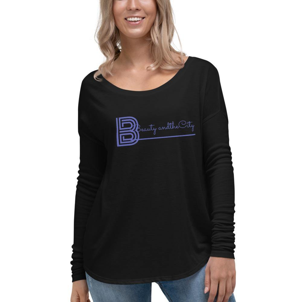 Beauty and the City Long Sleeve Tee - Beauty and the City - Beauty Box - Lip Balm - Lip Gloss - Lip Kit