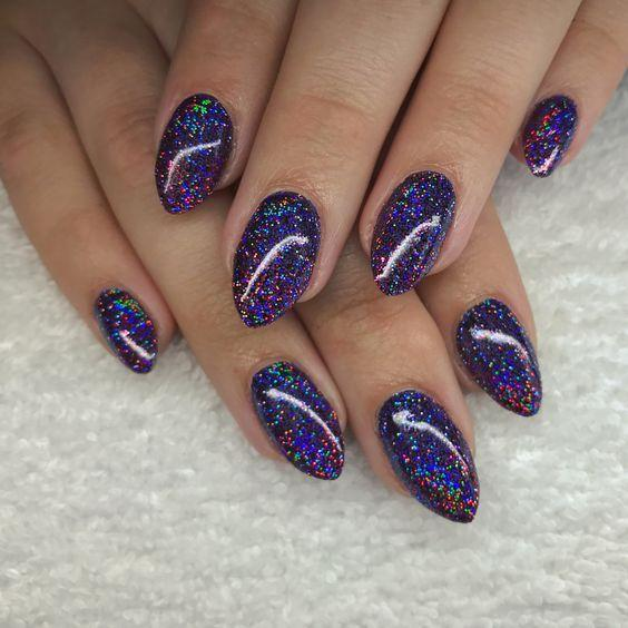 Diamond Nail Foil (12PCS)