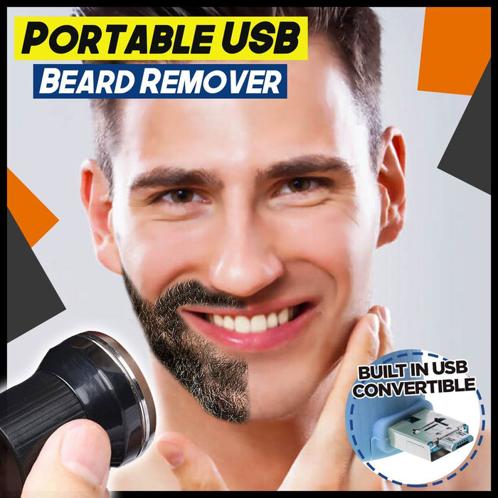 Portable Electric USB Shaver