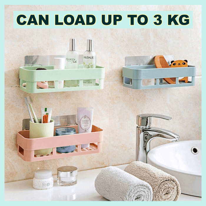 No Hook Heavy Load Corner Organizer